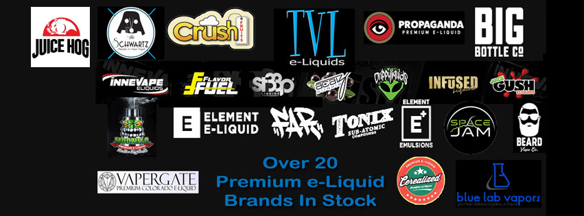 Shop e-Liquids