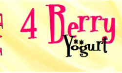 4 Berry Yogurt