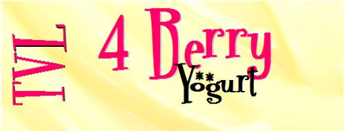4 Berry Yogurt