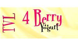 4 Berry Yoguart